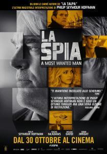 la spia poster