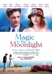 Magic in the Moonlight poster (2014)
