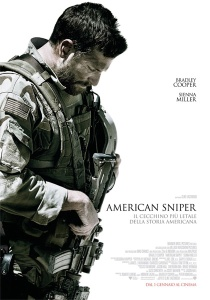 American Sniper (2014) poster